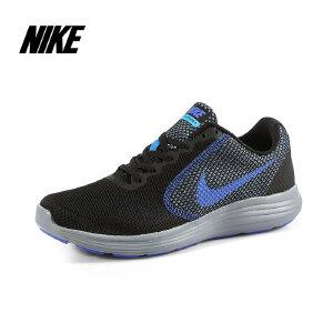 【新品】 耐克NikeREVOLUTION 3 经典女休闲运动鞋 819300_010