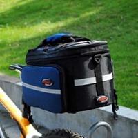 自行车驮包尾包后货架包山地车包骑行装备配件单肩驼包新品