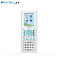 熊猫F-391复读机英语学习录音小型小学初中生数码随身听便携式MP3 蓝色