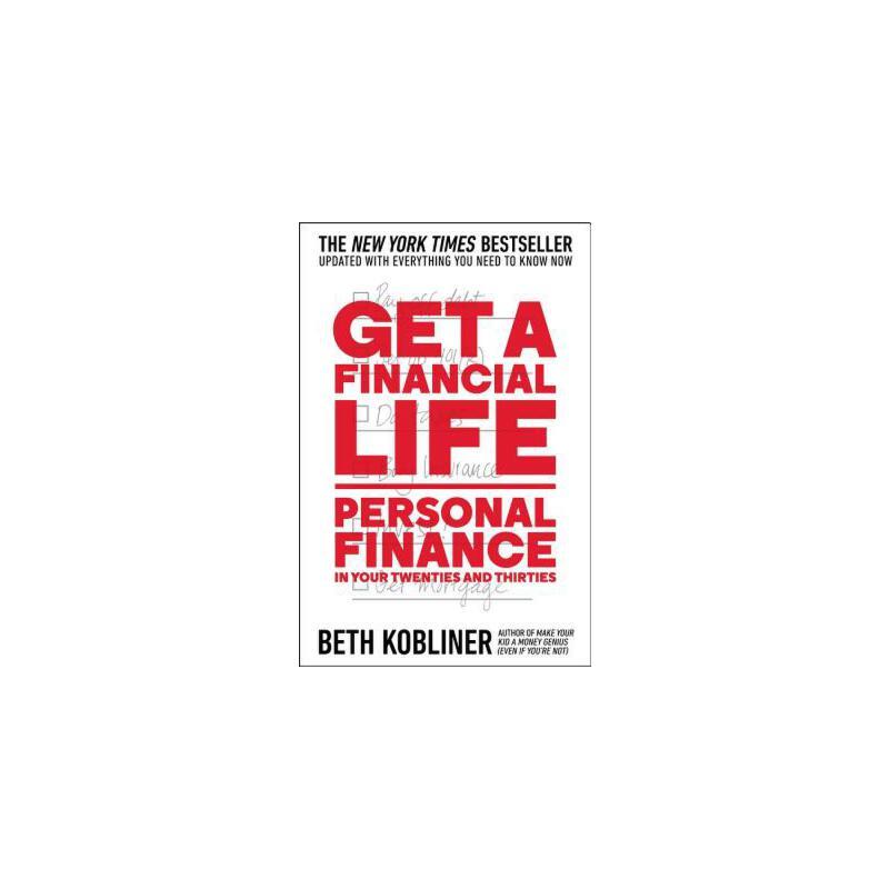 【预订】Get a Financial Life: Personal Finance in Your Twenties and Thirties 预订商品,需要1-3个月发货,非质量问题不接受退换货。