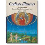 中世纪的手抄本 插画绘画绘本 Codices Illustres Manu*s 艺术绘画作品集 大师画册画集