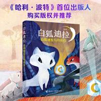 白狐迪拉系列:白狐迪拉与月亮石
