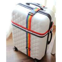 多彩 拉杆 行李箱伴侣 旅行箱捆绑带 打包托运绑绳 加固带