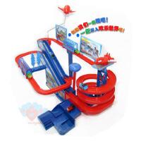托马斯电动小火车轨道乐园总动员赛车新型跑道儿童玩具