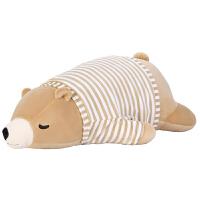 可爱趴趴熊公仔毛绒玩具抱抱熊床上睡觉夹腿抱枕大玩偶布娃娃女生