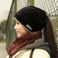 帽子女韩版潮包头帽骑车保暖加厚护耳时尚头巾包头棉帽子