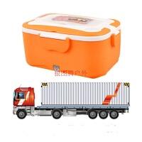 家用1.5升车载可插电加热保温不锈钢内胆电热饭盒热饭器