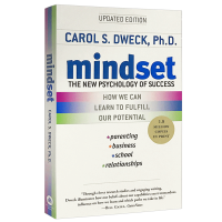 思维模式:全新的成功心理学 英文原版 Mindset: The New Psychology of Success 看