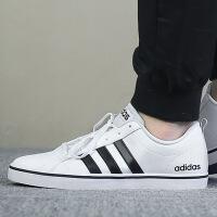 幸运叶子 Adidas/阿迪达斯男鞋新款低帮运动鞋小白鞋舒适透气轻便板鞋休闲鞋AW4594