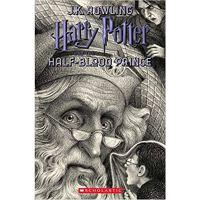 Harry Potter and the Half-blood Prince 哈利波特与混血王子 哈利波特6