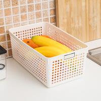 日本进口洗浴用品收纳洗澡筐塑料洗漱浴筐桶浴室沐浴漏水篮子浴篮