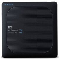 WD西部数据 My Passport Wireless Pro 3TB wifi移动硬盘3T WDBSMT0030BB