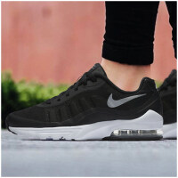 【新品】耐克NIKE AIR MAX 黑色气垫女鞋 运动鞋跑步鞋女749866-001
