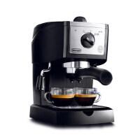 Delonghi/德龙 EC156.B 半自动咖啡机 家用小型意式 泵压式咖啡机