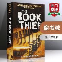 华研原版 偷书贼 英文原版小说 The Book Thief 正版进口英语书 全英文版