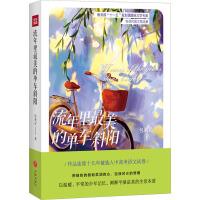 流年里最美的单车斜阳 天地出版社