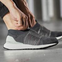ADIDAS阿迪达斯男子跑步鞋2018新款Ultraboost休闲运动鞋BB6140