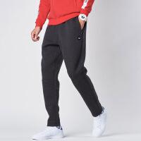 【低价直降,2件折上再打9折】361度男裤2018秋季新款针织长裤男士休闲运动裤