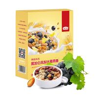燕之坊 黑加仑凤梨燕麦220g早餐代餐