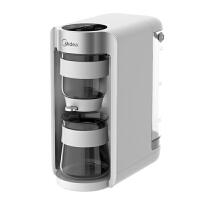 美的电热水瓶泡茶机烧水壶泡茶专用煮茶器茶吧机家用全自动ZC11