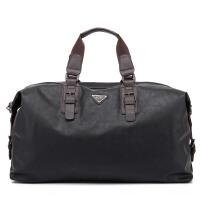 时尚大容量旅行包男手提包单肩短途商务出差旅游包行李包 中