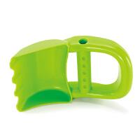 【年货节】Hape挖沙手 黄色 绿色1-6岁特大号儿童沙滩玩具坚固耐用运动户外玩具