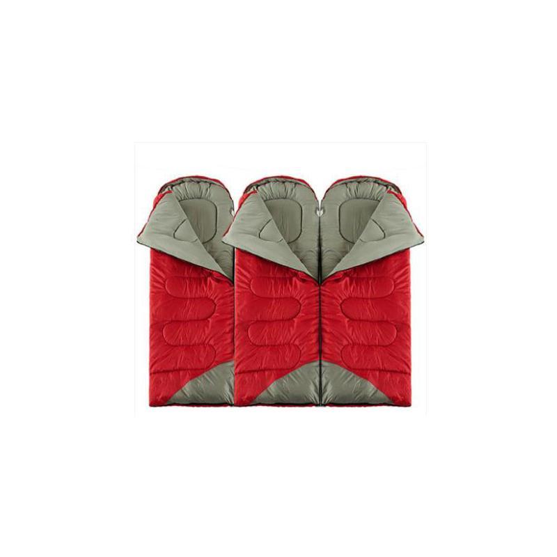 单人睡袋互拼家用户外睡袋成人保暖信封室内午休双人情侣露营睡袋