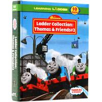 英文原版Ladder Collection: Thomas & Friends #2小火车托马斯和朋友们 分级阅读10