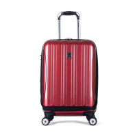 Delsey 法国大使 400076系列旅行箱 20寸登机箱-酒红色