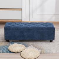 门口试鞋凳换鞋凳服装店小沙发凳子长方形储物收纳凳长条凳床尾凳