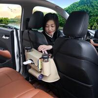汽车座椅间储物袋车载椅靠背收纳袋挂袋车内装饰用品多功能置物袋