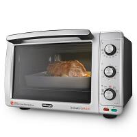 意大利Delonghi/德龙 EO32852 大容量 家用电烤箱烘焙32L多功能