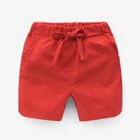男童短裤外穿 2018新款儿童1-3岁童装 宝宝婴儿夏装薄款裤子