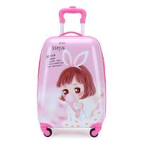 儿童拉杆箱男女卡通旅行箱18寸万向轮宝宝行李箱16寸拖箱19寸定制
