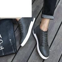 男士高帮板鞋韩版时尚运动休闲平底潮英伦马丁