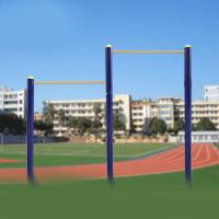 室外单杠双杠户外引体向上健身器材运动路径小区公园高低杠 p