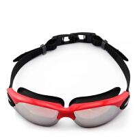 新款泳镜男女游泳眼镜高清防雾大框男女儿童防水夏季潜水装备新品
