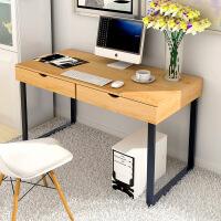 台式电脑桌宜家家居家用办公桌简约现代写字台旗舰家具店