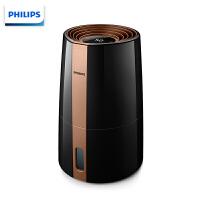 飞利浦(PHILIPS)加湿器自动湿度设置 纳米无雾恒湿功能 静音卧室办公室 家用加湿 HU3918/00