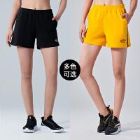 【618到手价:51】361运动短裤女夏季薄款女士常规休闲舒适跑步训练休闲裤潮搭时尚女装