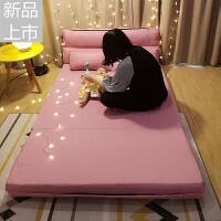 懒人沙发床榻榻米可折叠椅单人双人两用阳台卧室客厅多功能定制
