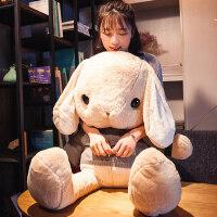 大号兔子娃娃公仔超萌大号女生毛绒玩具可爱睡觉抱枕玩偶礼物女孩