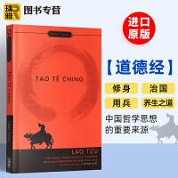 Tao Te Ching 老子道德经 英文原版 中国文学名著哲学 Lao Tzu 全英文版正版原著进口英语书籍