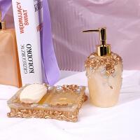 双格香皂盒欧式创意盒香皂盘手工皂盒陶瓷肥皂碟树脂沥水