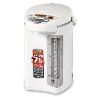 ZOJIRUSHI/象印 CV-DDH40C 电热水瓶不锈钢真空微电脑电热水壶4L 原装进口