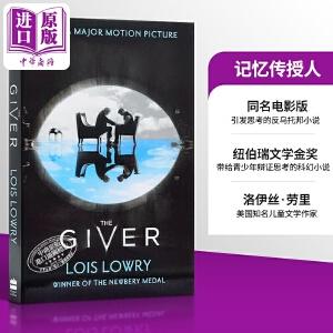 The Giver 记忆传授人 赐予者 英文原版 (电影版)科幻小说 乌托邦文学  Lois Lowry 洛伊丝劳里