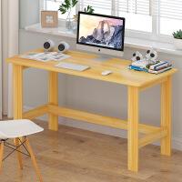 良木电脑桌宜家家居简易桌子书桌家用学生桌办公桌卧室学习旗舰