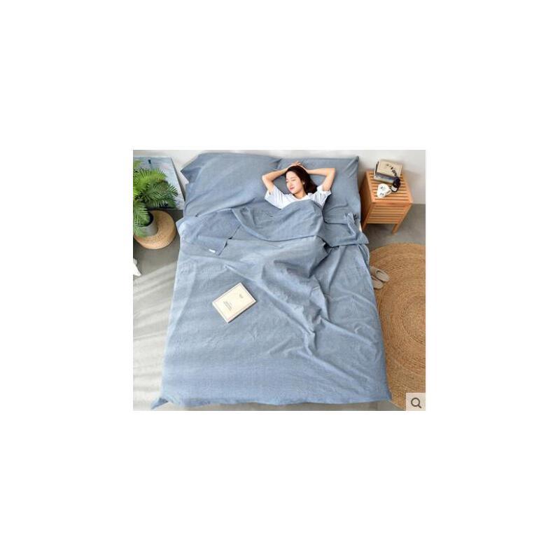 睡袋床单单双人旅行床单酒店隔脏睡袋成人纯棉便携式宾馆出差室内户外 品质保证,支持货到付款 ,售后无忧