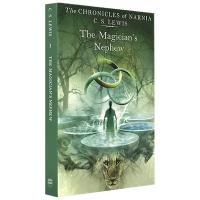 正版现货 魔法师的外甥 英文原版小说 The Magician's Nephew 纳尼亚传奇1 全英文版进口英语书籍