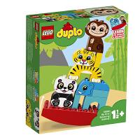 【当当自营】乐高(LEGO)积木 得宝DUPLO 玩具礼物1.5岁+ 我的乐趣动物平衡实验 10884